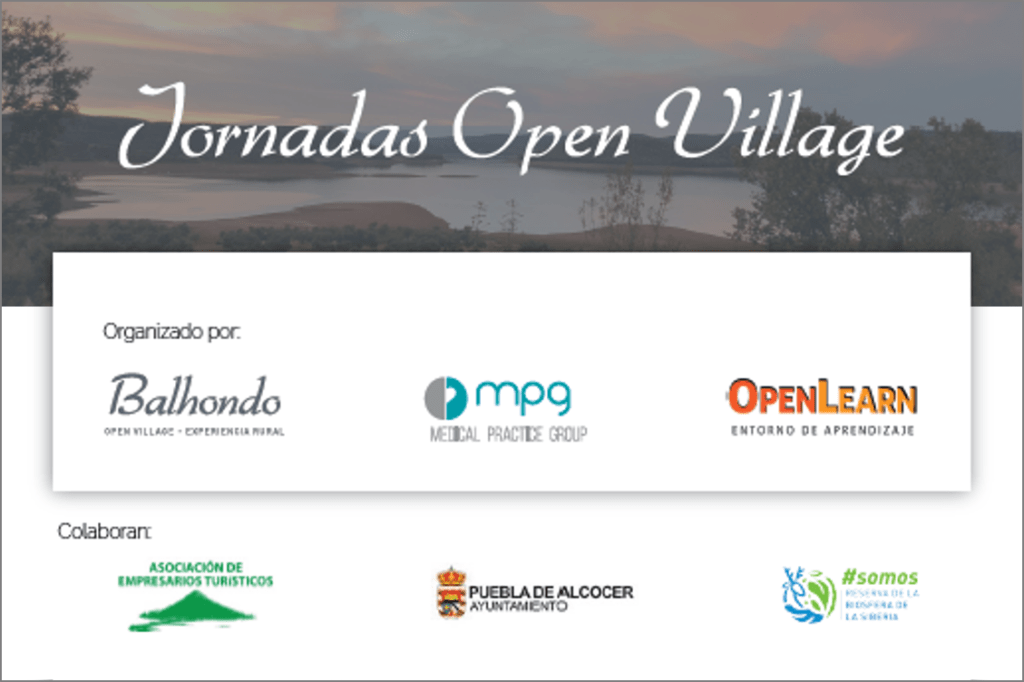 Primera Jornada Open Village