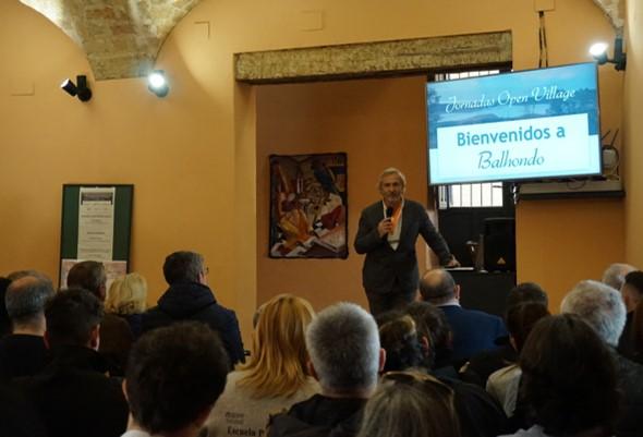 Éxito de asistencia en la I Jornada Open Village