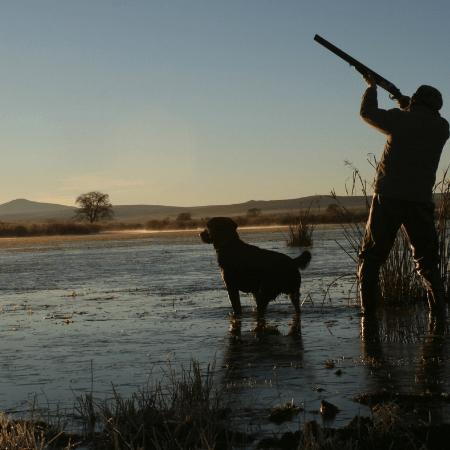Queda inaugurada la temporada de caza menor!